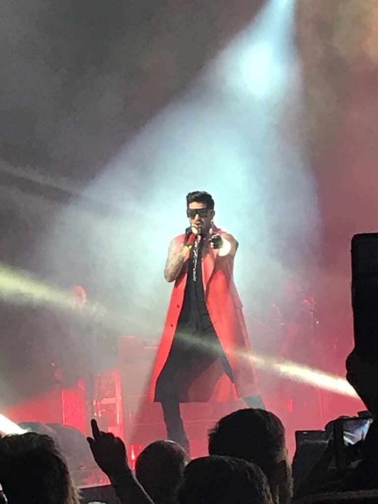Queen og Adam Lambert