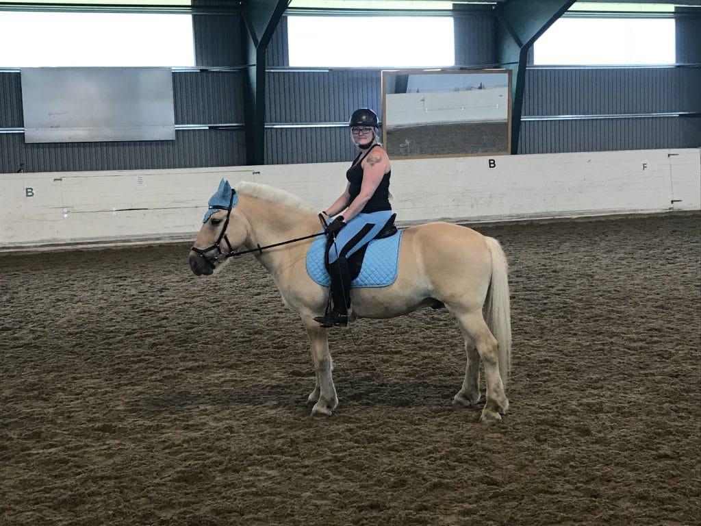 Hesten i mitt hjerte - ferie