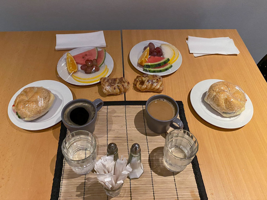 Frokost i Kristiansund