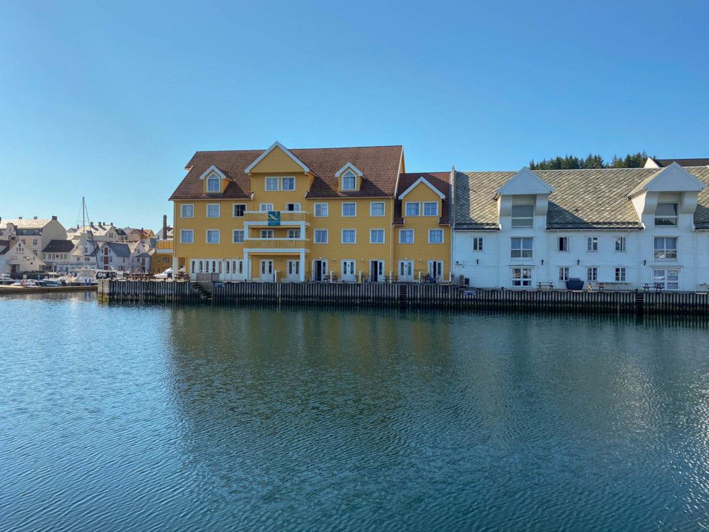 Hotellet i Florø