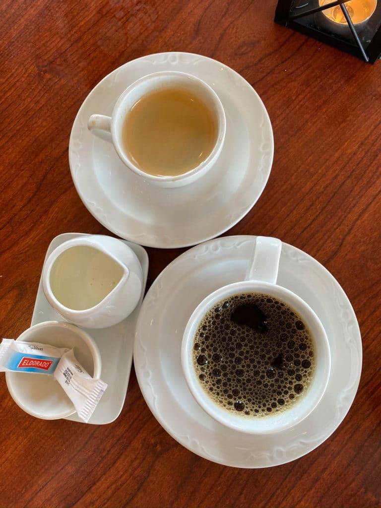 Kaffe og espresso
