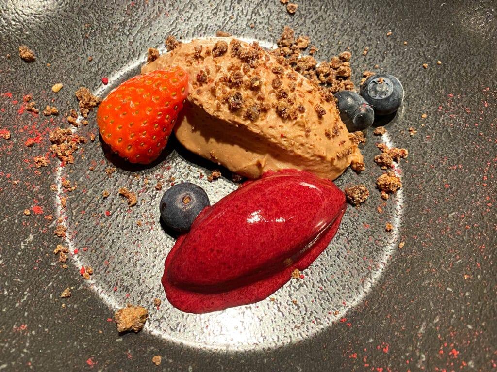 Helgekos - dessert