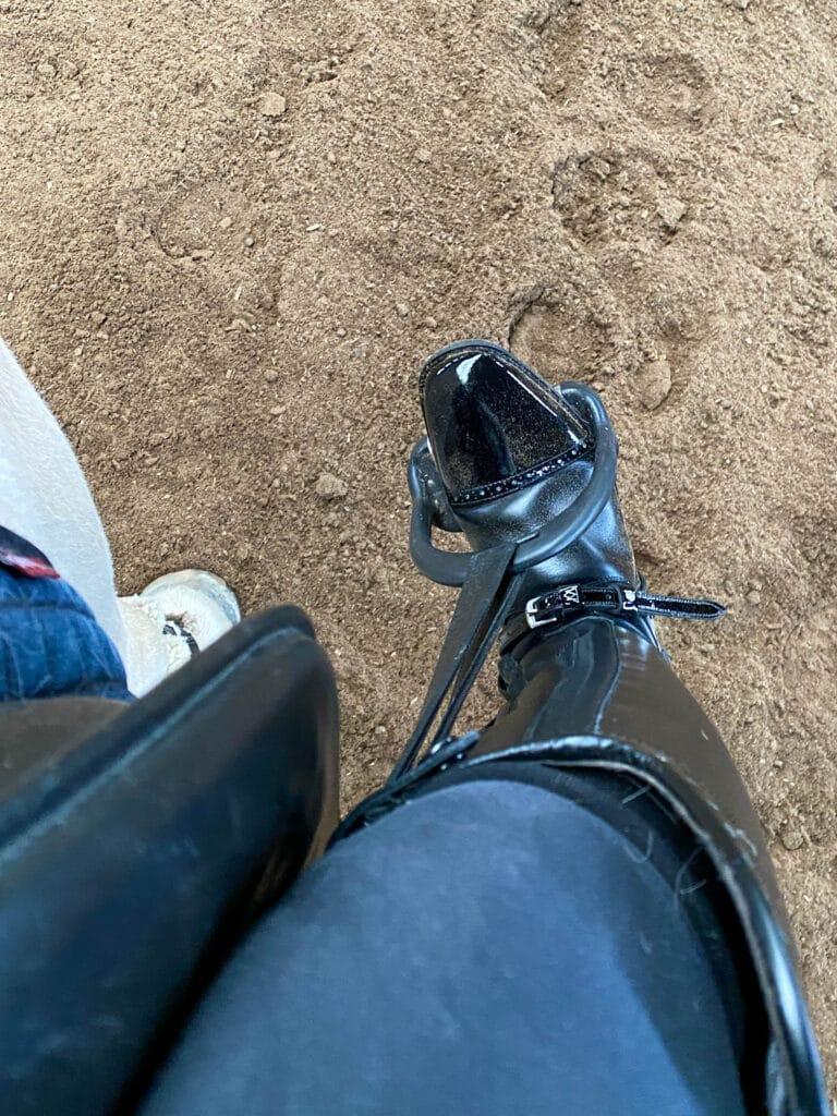 Ridestøvler fra Pioneer